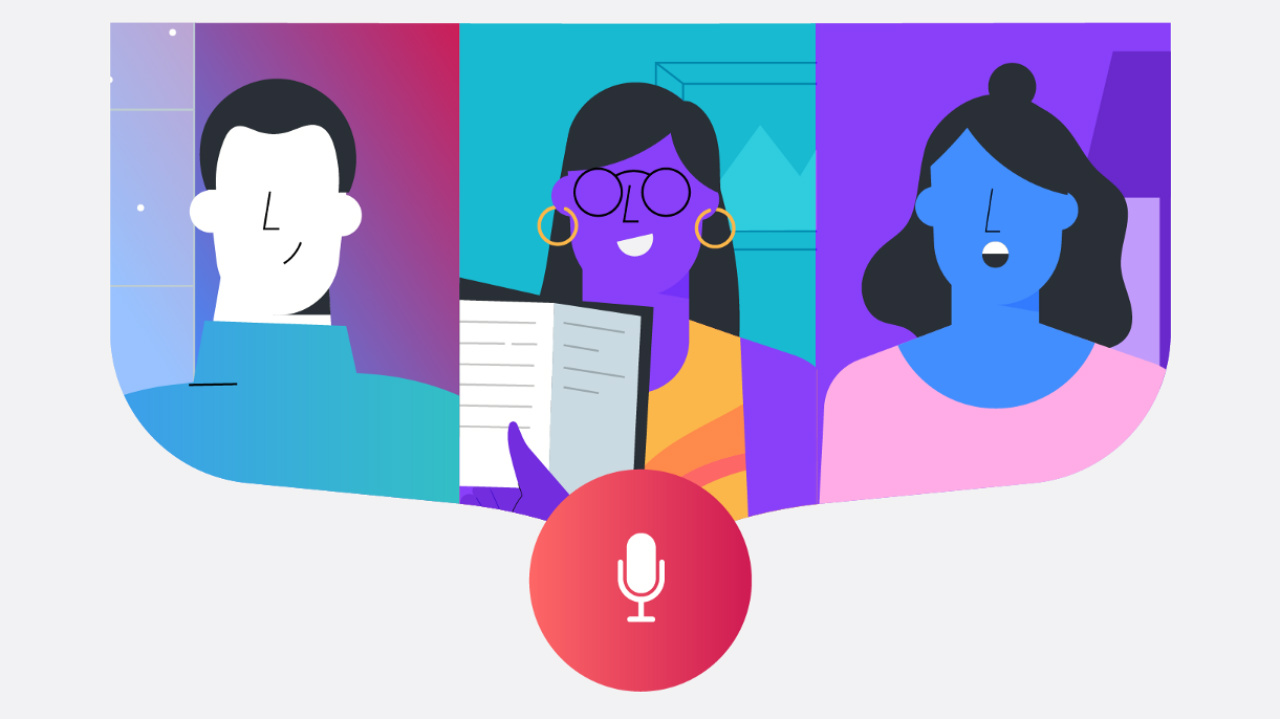 Turn your video chats into podcast-ready audio with Anchor