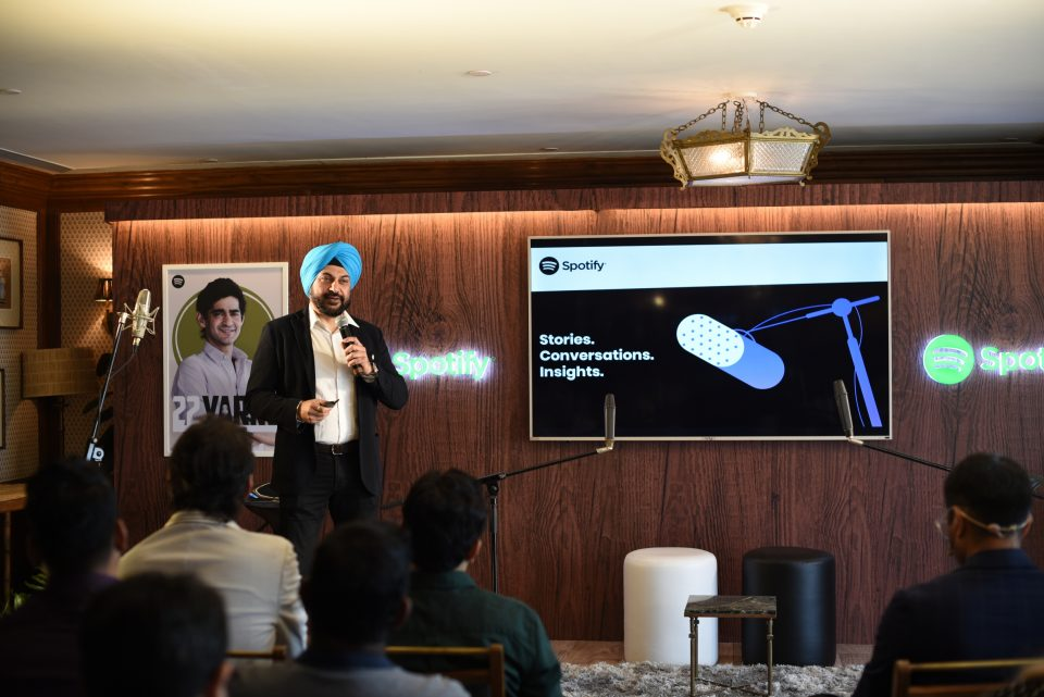 Amarjit Singh Batra, MD - Spotify India