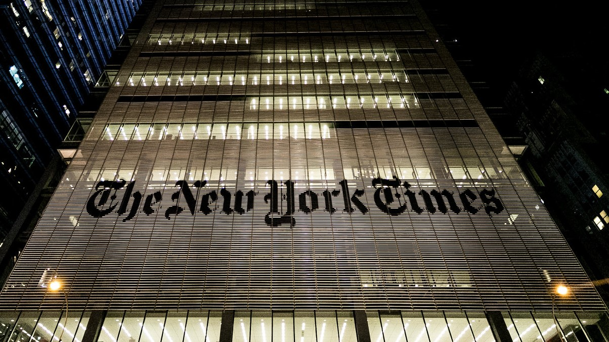 The New York Times acquires Serial Productions and announces a strategic alliance with 'This American Life'