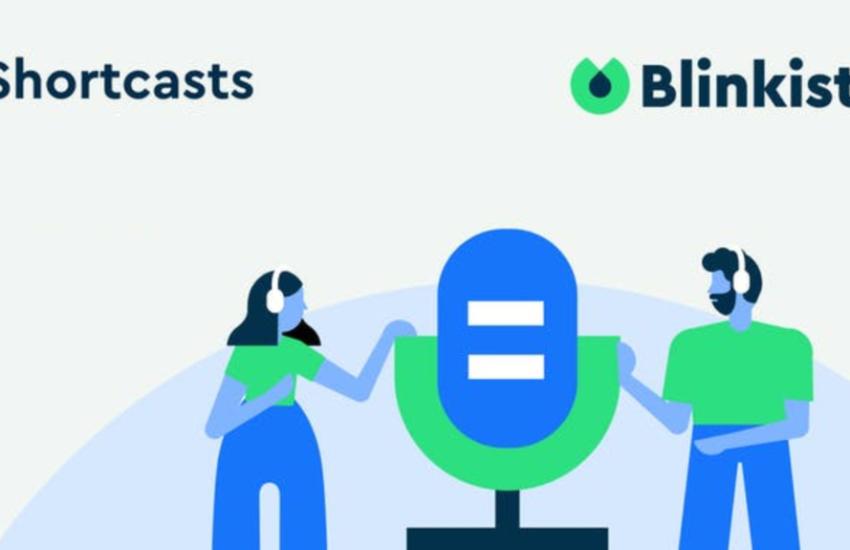 Blinkist Shortcasts