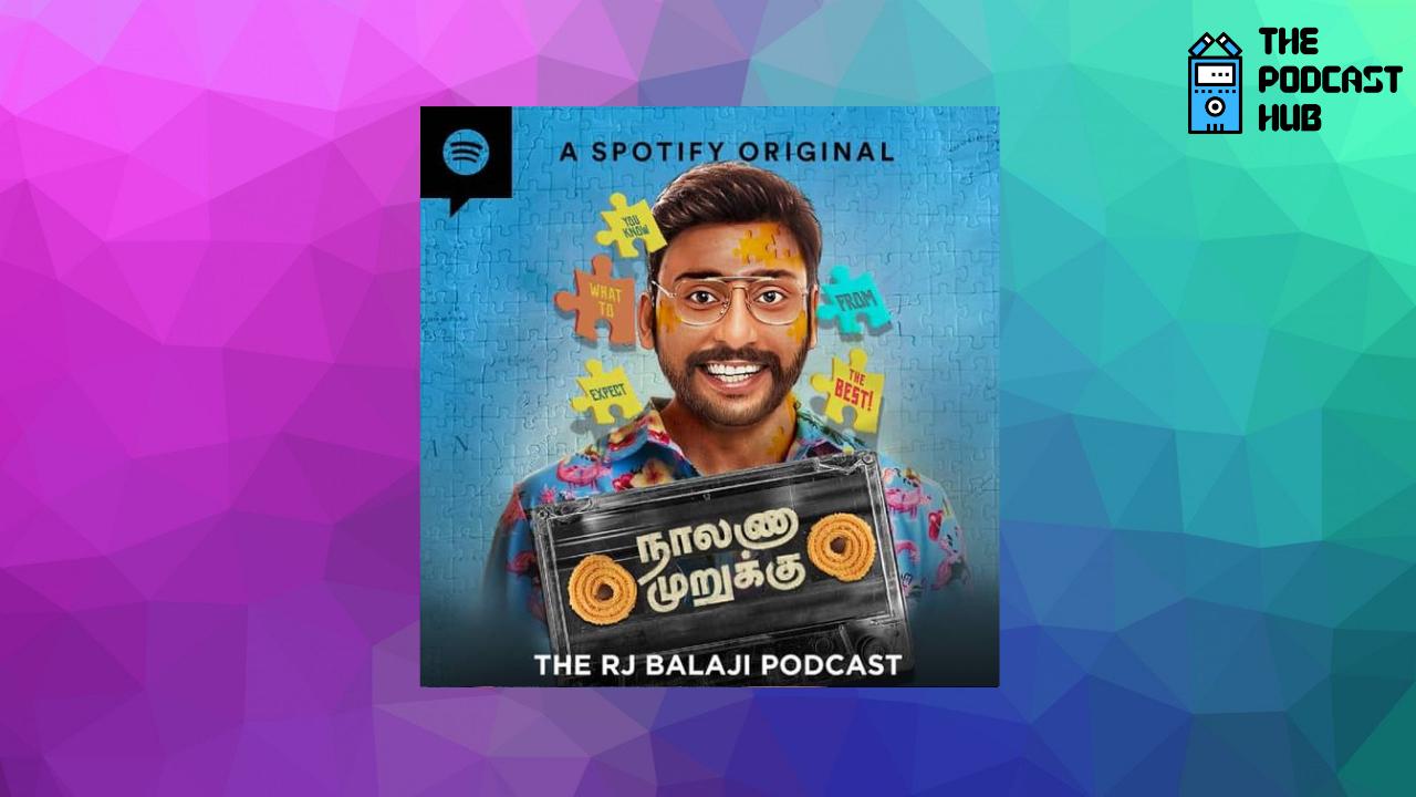 The RJ Balaji Podcast - Spotify
